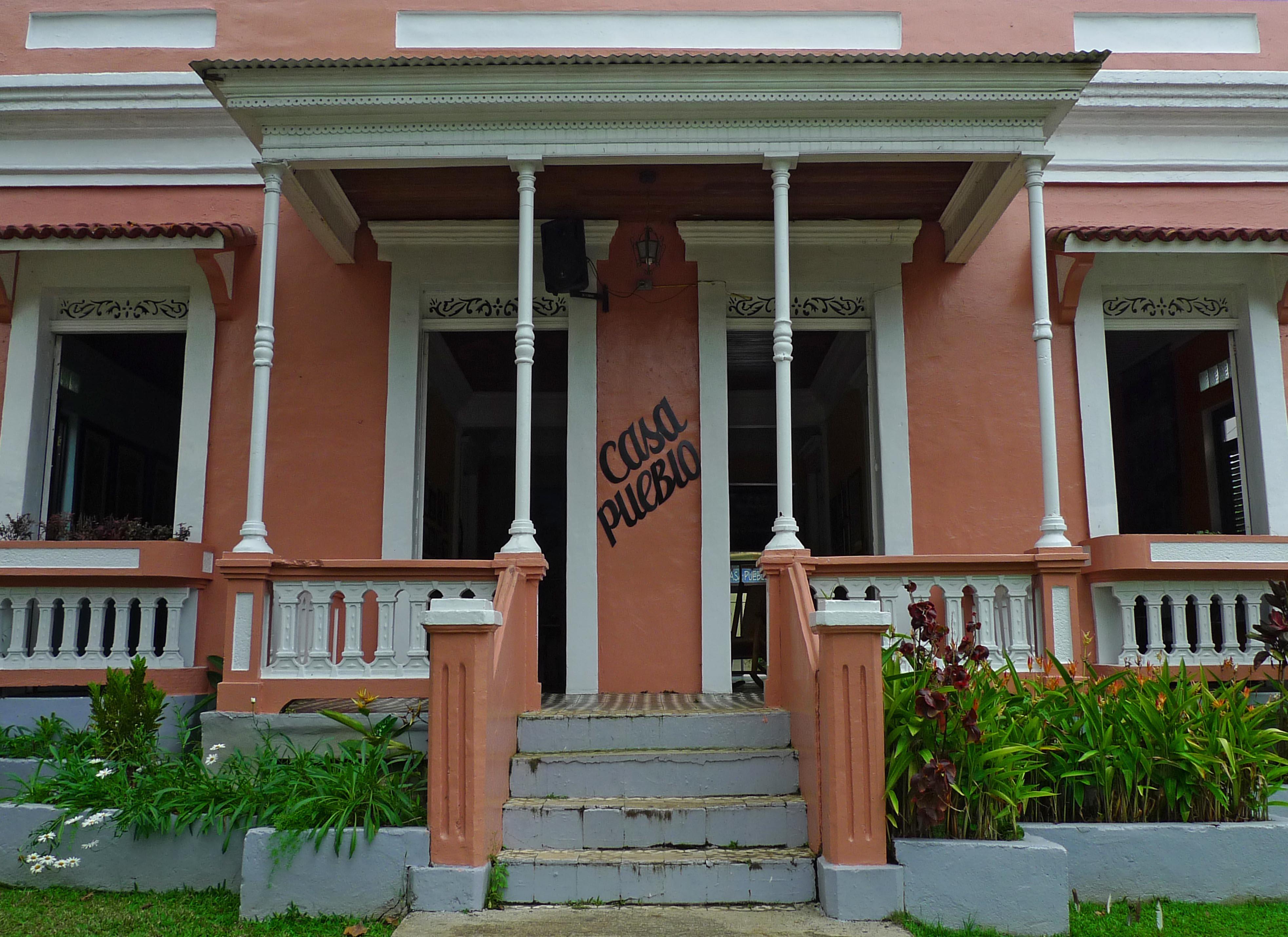 Casa pueblo casa pueblo puerto rico - Casa pueblo fotos ...