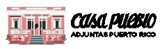 Casa Pueblo • Puerto Rico Logo